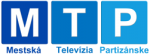 mtp partizanske logo